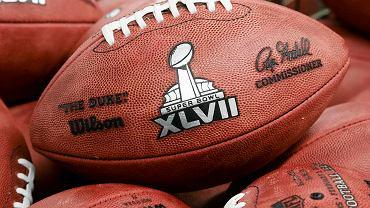 Oficjalne piłki 47. Super Bowl