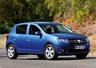 Nowa Dacia Sandero od 29 900 zł
