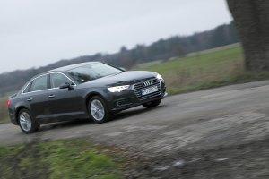 Audi A4 Limousine Ultra 2.0 TFSI | Pierwsza jazda | Rewolucji nie b�dzie