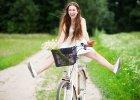 Atrakcyjni lepiej je�d�� na rowerze i maj� mniej zarazk�w w nosach