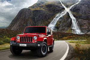 Jeep Wrangler | Jak ukraść samochód przy pomocy laptopa