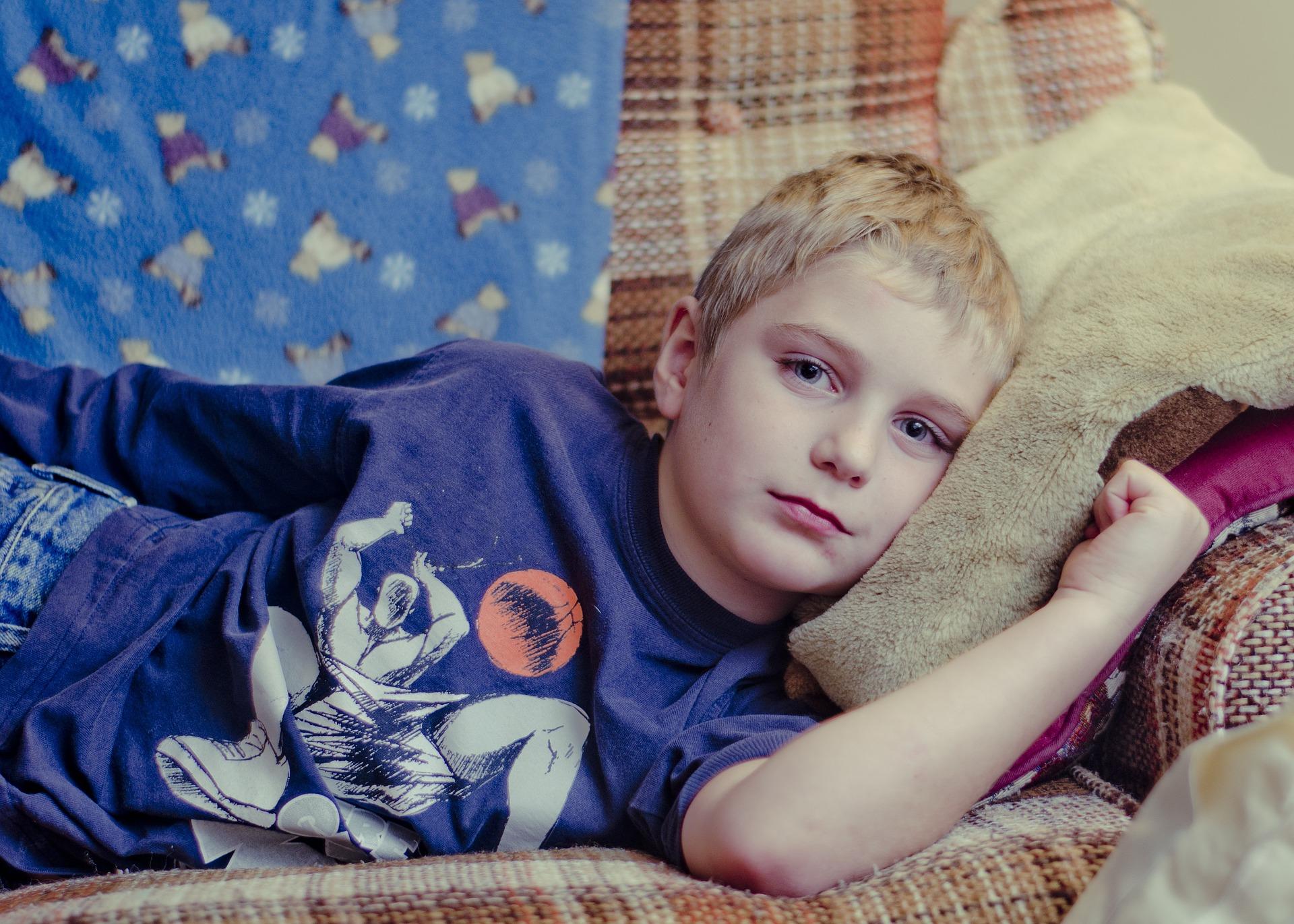 Przez internet można by także konsultować np. drobne dolegliwości u dzieci (fot. pixabay.com)