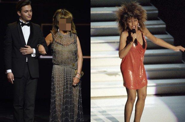 Tina Turner rzadko pokazuje się na salonach. A szkoda, bo prezentuje się naprawdę świetnie!