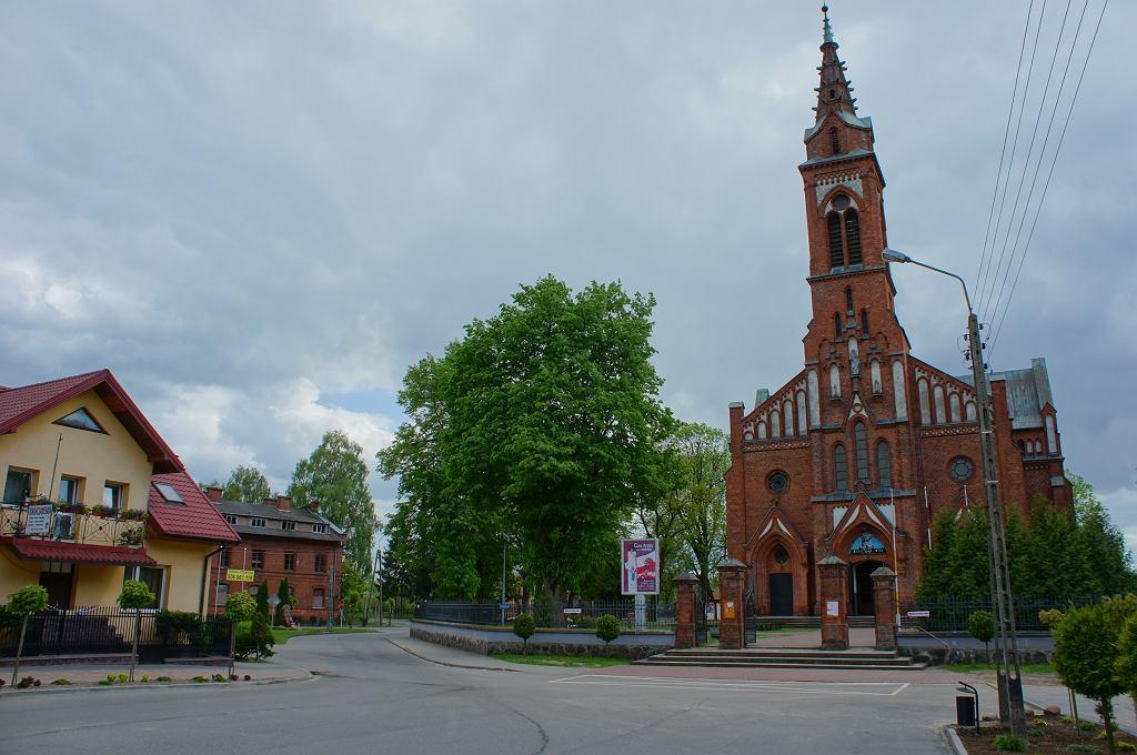 Kościół w Kołbieli / Fot. Konrad Wąsik, CC BY 3.0