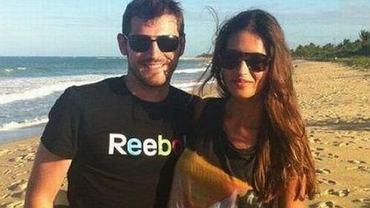 Iker Casillas i Sara Carbonero