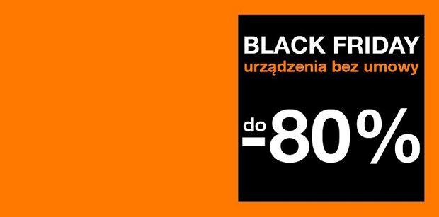 Black Friday w Orange
