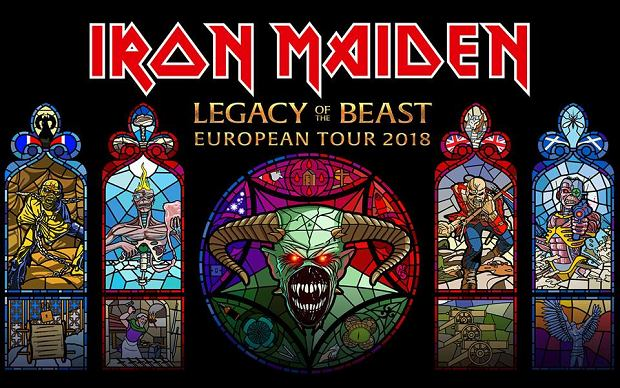 W 2018 roku zespół Iron Maiden dwukrotnie zagra koncert w Polsce. Koncerty odbęda się w Krakowie 28 i 27 lipca 2018 roku w TAURON Arenie Kraków. Gościem specjalnym będzie Tremonti, który dołączy do Iron Maiden także we Francji, Włoszech, Szwajcarii, Portugalii, Hiszpanii i Chorwacji.