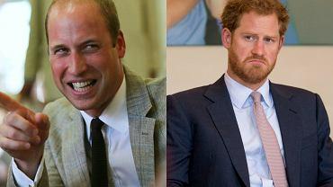 Książę William, książę Harry