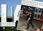 Chaos na lotnisku w LA; Turecka policja aresztuje dziennikarzy [PONIEDZIAŁEK W SKRÓCIE]