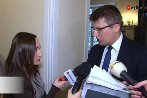 """Dlaczego prokuratorzy mają wskazywać sędziów? Zastępca Ziobry - """"Wiedzą, który jest uczciwy"""""""