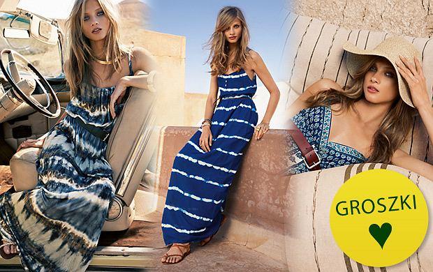 Sukienki w stylu hippie i boho