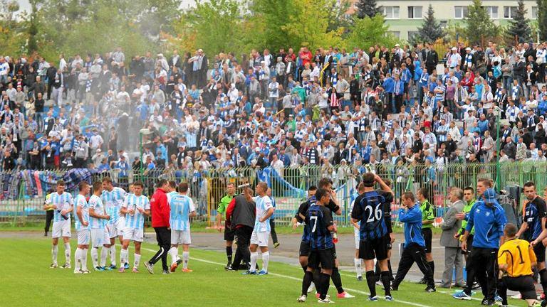 Stomil Olsztyn - Zawisza Bydgoszcz 0:5