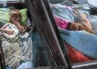 Wielka ucieczka Ukrai�c�w ze wschodu. 160 tys. uchod�c�w