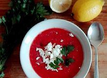 Gazpacho z arbuzem - ugotuj