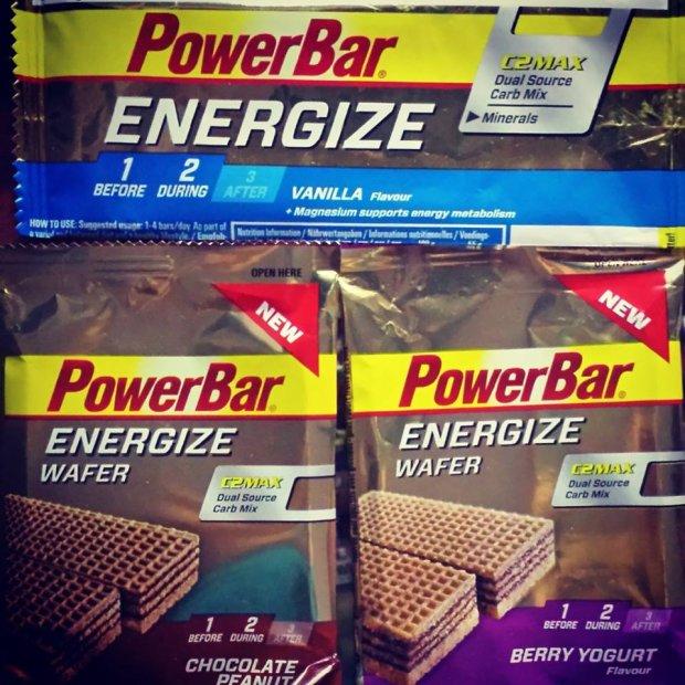 Batony i wafelki energetyczne PowerBar