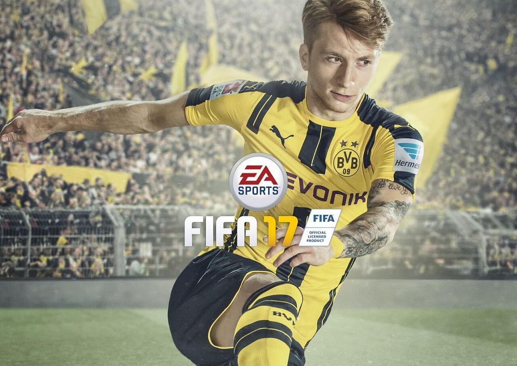 Screen z gry FIFA 17