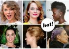 Najbardziej inspiruj�ce fryzury i makija�e minionego tygodnia - kto najbardziej nas zachwyci�?