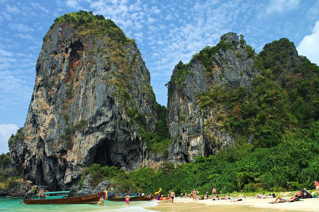 Prowincja Krabi w Tajlandii