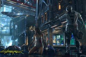 Cyberpunk 2077 coraz bliżej. CD Projekt pokaże grę na targach E3. Media i inwestorzy wniebowzięci