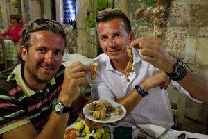 """""""Siga, siga"""", czyli jedz powoli. Ale gdy patrzy si� na greckie dania, to wcale �atwo nie jest! Kreta wg Testera Smak�w [PRACA MARZE�]"""