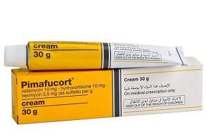 Pimafucort. Maść o działaniu bakteriobójczym i przeciwgrzybiczym