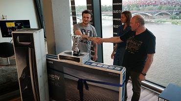 Redakcja 'LOGO' pokonała w finale 'Przegląd Sportowy' 1:0