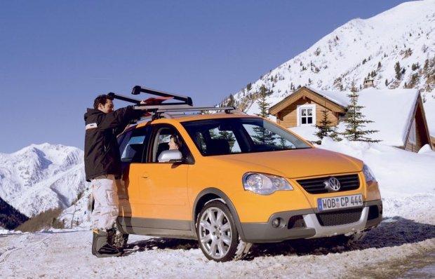Volkswagen Polo IV CrossPolo