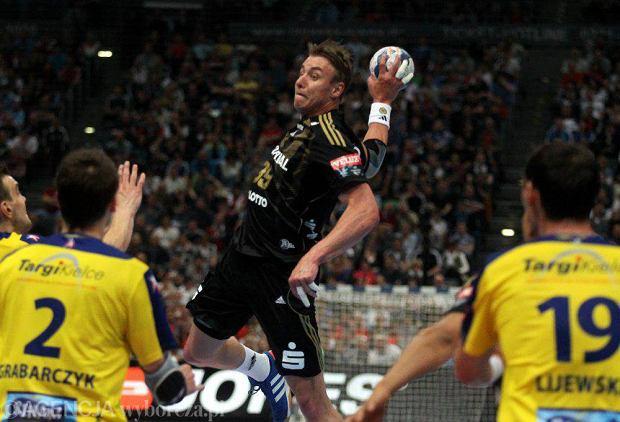2 czerwca 2013. Mecz o 3. miejsce w Lidze Mistrzów: Vive Targi Kielce - THW Kiel 31:30