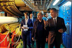 Putin zespawał podmorski gazociąg z Rosji do Turcji