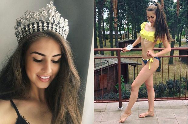 Miss Polski Nastolatek 2017 wybrana! To 15-letnia Klaudia Kucharska z Bielska-Białej. Jest naprawdę PRZEŚLICZNA