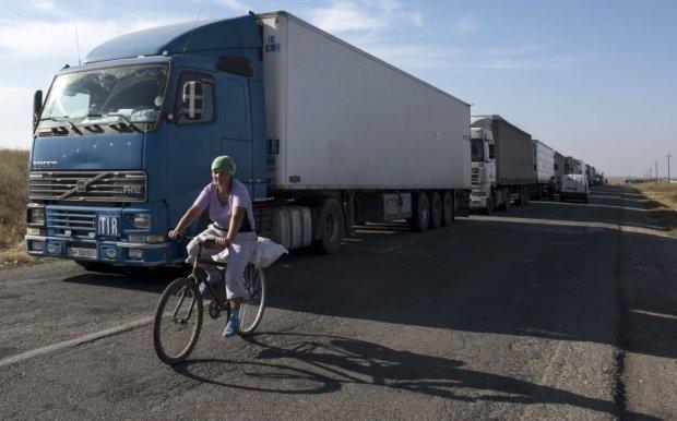 Przyw�dca Tatar�w o blokadzie Krymu: Przynosi efekty. Naszym celem jest koniec okupacji p�wyspu