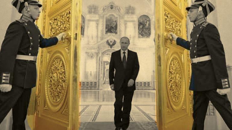 Arkadij Ostrowski - 'Rosja, wielkie zmyślenie'