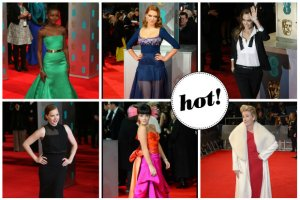 BAFTA 2014: Angelina Jolie, Cate Blanchett, Amy Adams, Lupita Nyong'o i inne eleganckie gwiazdy na czerwonym dywanie w Londynie. Kto wygl�da� najlepiej?