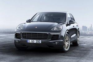 Porsche Cayenne Platinum | Elegancka i luksusowa edycja specjalna