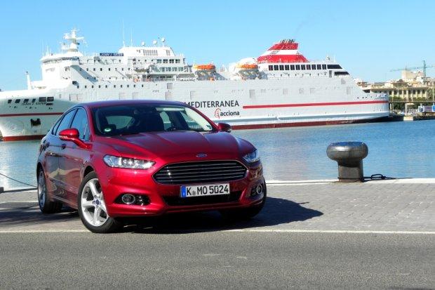 Nowy Ford Mondeo | Pierwsza jazda | Nareszcie!