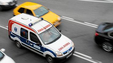 Surowa kara za jazdę korytarzem życia. Sąd wydał wyrok w sprawie kierowcy maserati