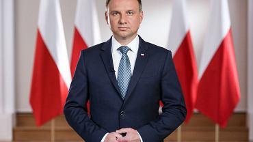 Andrzej Duda wygłosił orędzie