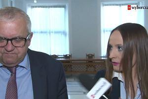 Wiceprezes PiS o partii o. Rydzyka: Nie wiem, na ile to jest poważne