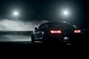Wideo | Mercedes S63 AMG Coupe | Performance Art
