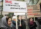 Trwa strajk rodziców przeciw reformie edukacji. Tysiące dzieci zostało w domach
