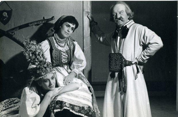 Nie �yje Wanda Kruszewska, aktorka Starego Teatru