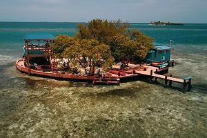 Teraz możesz wynająć całą wyspę na Karaibach tylko dla siebie. Tak wygląda raj
