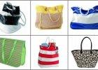 Przegląd toreb plażowych w sklepach internetowych od 20 zł