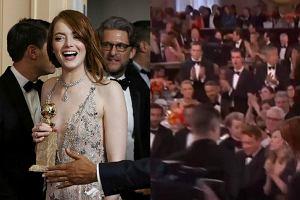 Emma Stone na Złotych Globach
