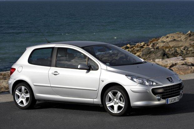 Peugeot 307 3d