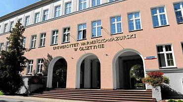 Rektorat UWM w Olsztynie