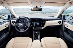 Galeria   Nowa Toyota Corolla   Czas na poprawki
