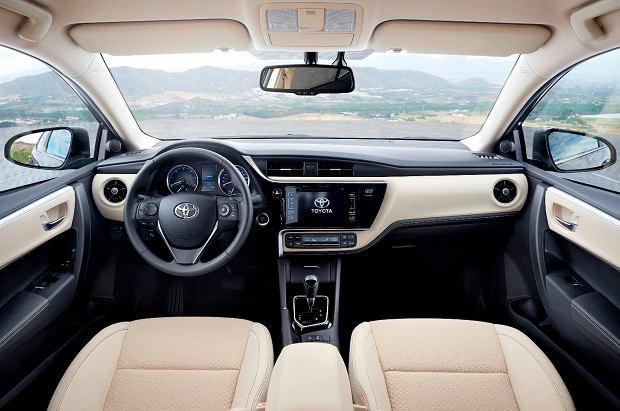 Galeria | Nowa Toyota Corolla | Czas na poprawki