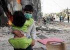 UNICEF: To by� tragiczny rok dla milion�w dzieci. Przemoc, choroby, wojna. Los ich nie oszcz�dza�
