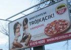 """Seksistowska reklama pizzy przy szkole """"zostanie ściągnięta w trybie pilnym"""""""